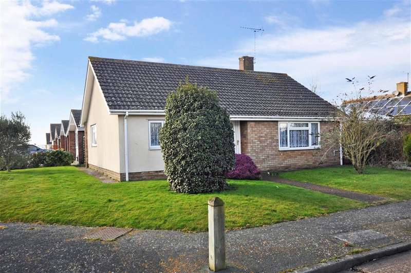 2 Bedrooms Detached Bungalow for sale in Fair Oaks, , Herne Bay, Kent