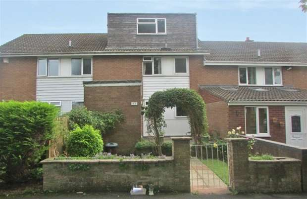 3 Bedrooms Terraced House for sale in Pound Close, Glastonbury