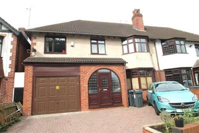 5 Bedrooms Detached House for rent in Rotton Park Road