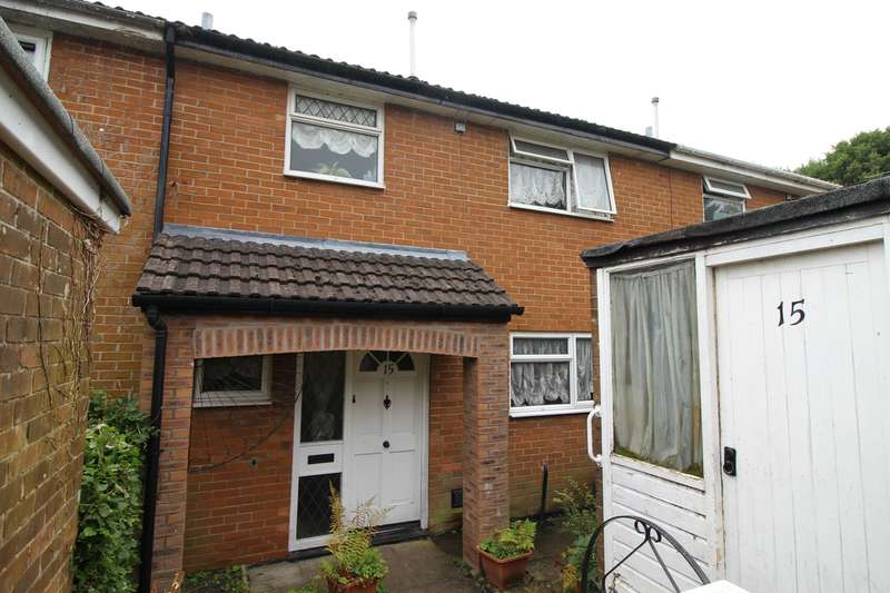 3 Bedrooms Terraced House for sale in Brookside, St Dials, CWMBRAN, NP44