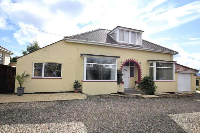 4 Bedrooms Detached Bungalow for sale in Osgodby Lane, Osgodby, Scarborough, North Yorkshire YO11 3QE