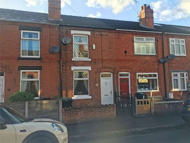 3 Bedrooms Terraced House for sale in Richard Street, Northwich, Cheshire