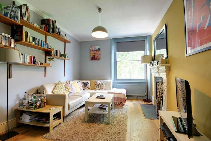 1 Bedroom Flat for sale in Rathcoole Gardens, Crouch End, London