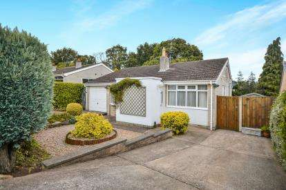 3 Bedrooms Bungalow for sale in Milton Crescent, Ravenshead, Nottingham, Nottinghamshire
