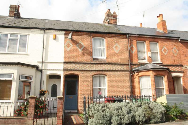 2 Bedrooms Terraced House for sale in De Beauvoir Road, Reading