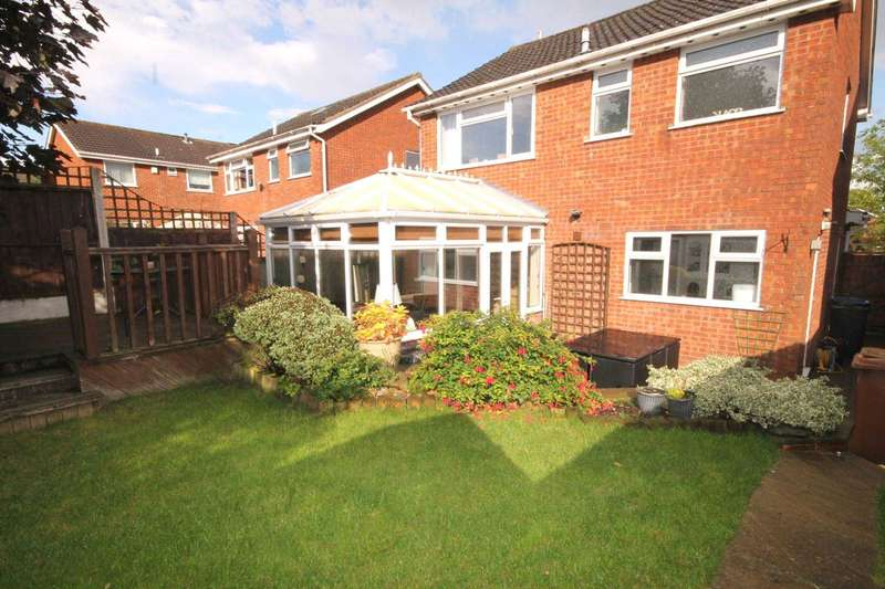 3 Bedrooms Detached House for sale in Nicholas Drive , Ratby