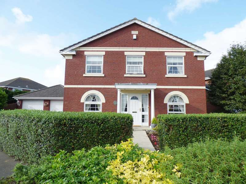 4 Bedrooms Detached House for sale in Keepers Gate, Cypress Point, Lytham St. Annes