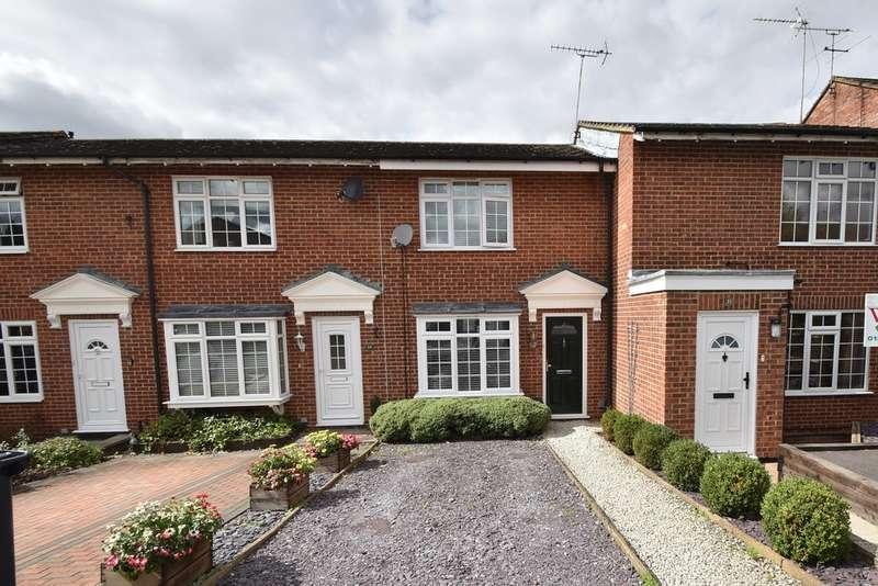 2 Bedrooms Terraced House for sale in Nursery Fields, Sawbridgeworth