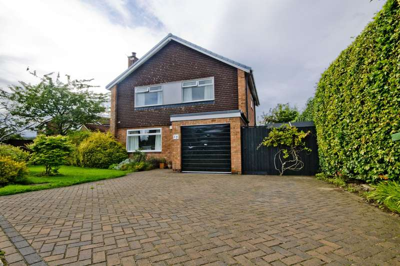 4 Bedrooms Detached House for sale in Dunedin Avenue, Stockton-on-Tees, TS18 5JF
