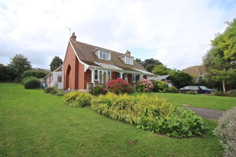4 Bedrooms Detached House for sale in ATLANTIC ROAD, SWANAGE
