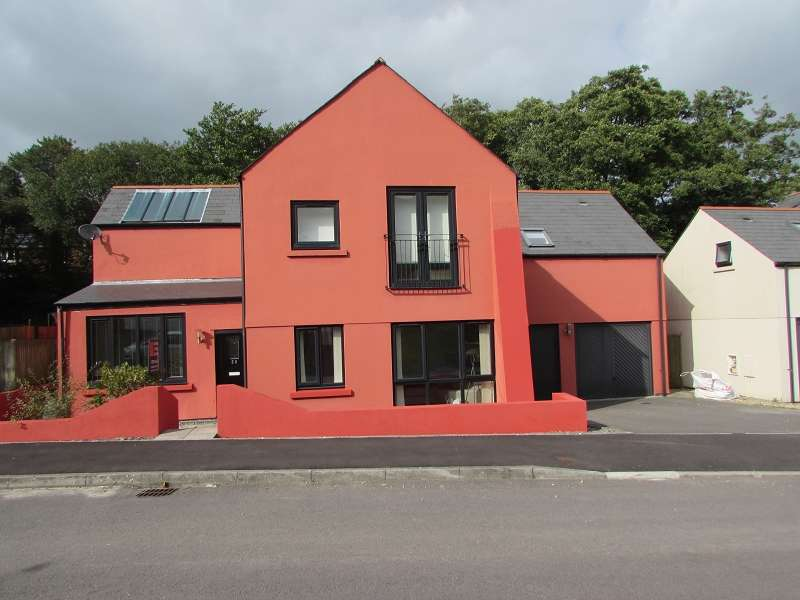 5 Bedrooms Detached House for sale in Duffryn Oaks Drive, Pencoed, Bridgend, Bridgend. CF35 6LZ