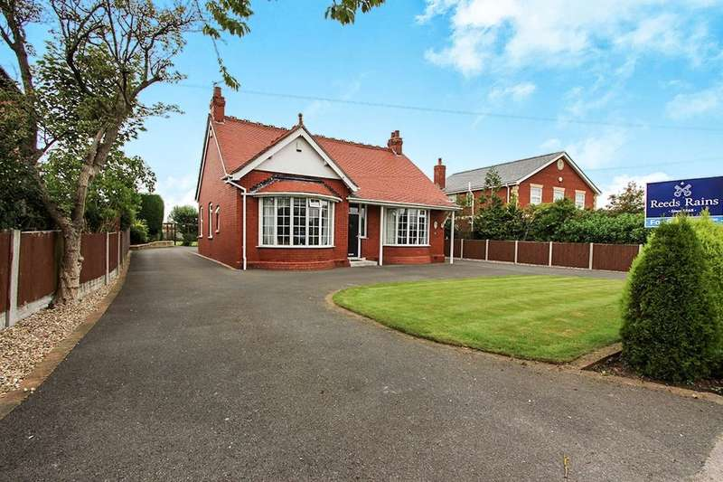 4 Bedrooms Detached Bungalow for sale in Bispham Road, Poulton-Le-Fylde, FY6