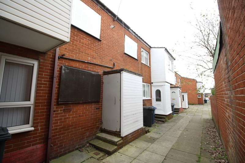 3 Bedrooms Terraced House for sale in Castlehey, Skelmersdale, WN8