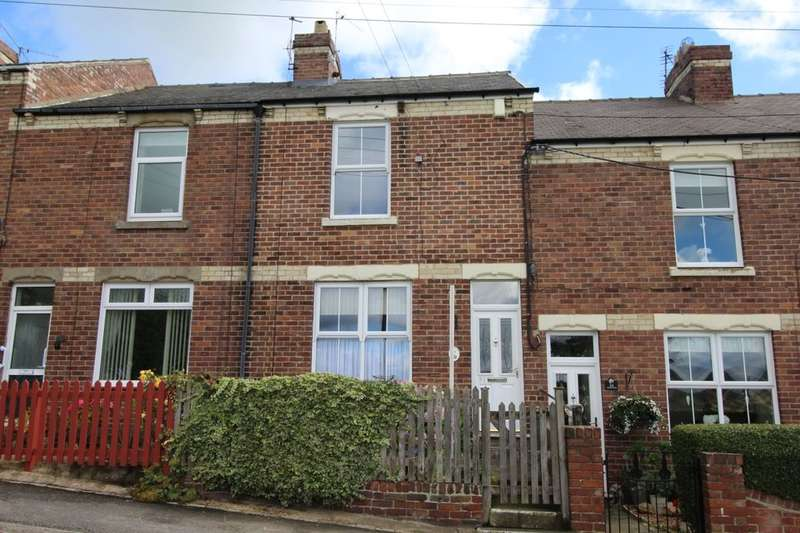 2 Bedrooms Terraced House for sale in Commercial Street, Cornsay Colliery, Durham, DH7