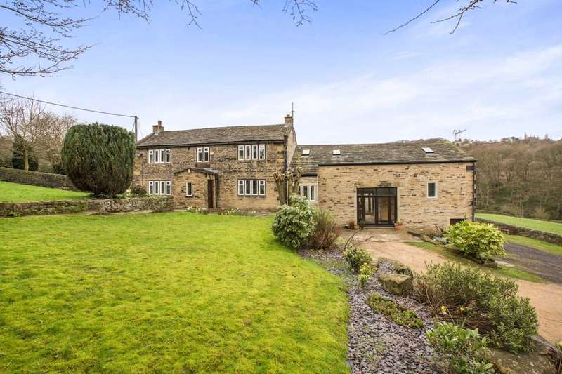 6 Bedrooms Detached House for sale in Shibden Hall Road, Halifax, HX3