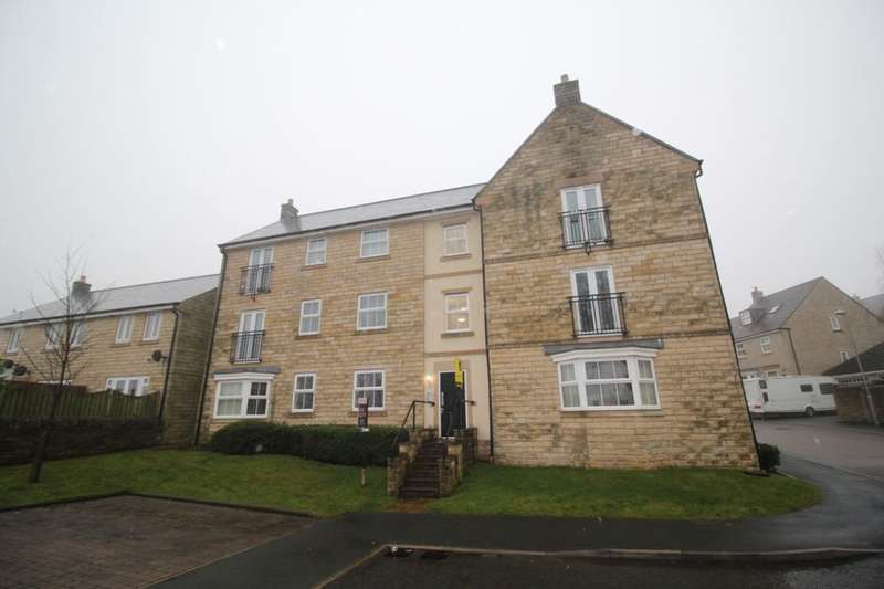 2 Bedrooms Flat for sale in Barley Field Square, Halifax, HX2
