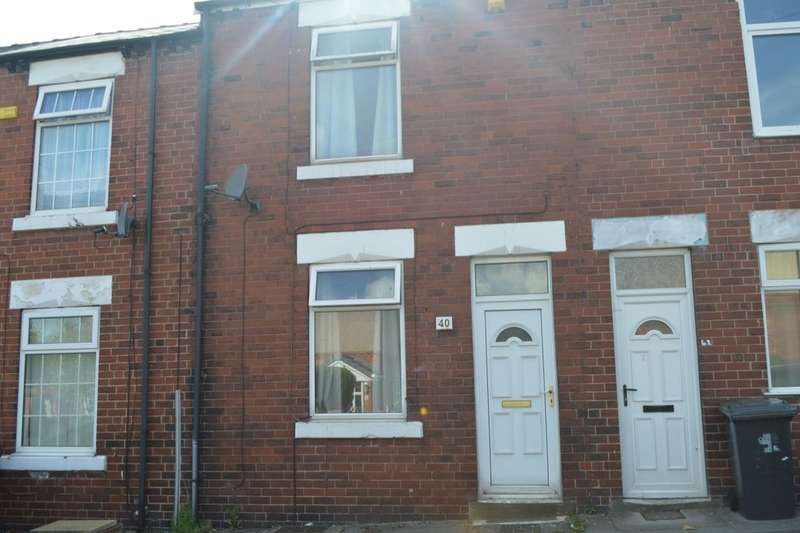 2 Bedrooms Terraced House for sale in Arthur Street, Rawmarsh, Rotherham, S62