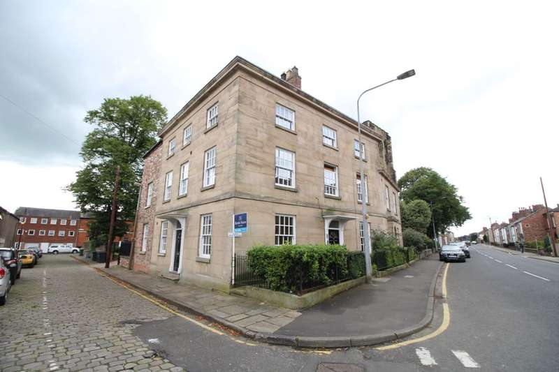 2 Bedrooms Flat for sale in Great Queen Street, Macclesfield, SK11