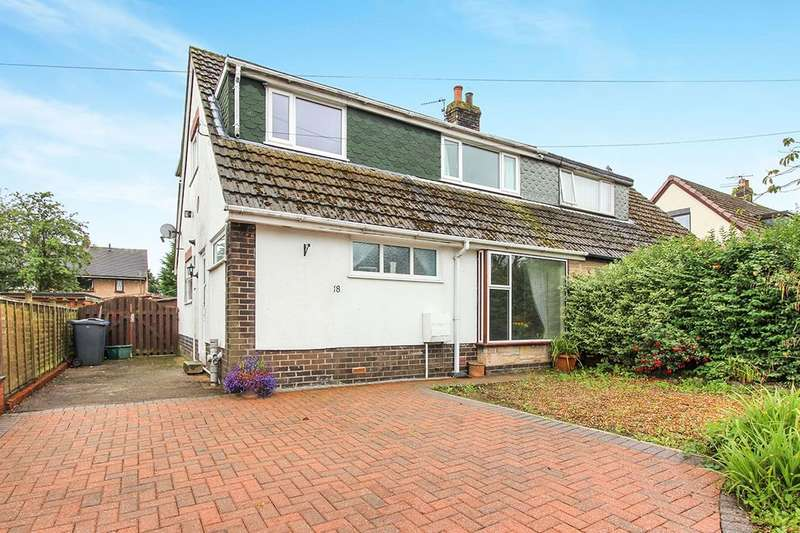 4 Bedrooms Semi Detached House for sale in Barrows Lane East, Great Eccleston, Preston, PR3