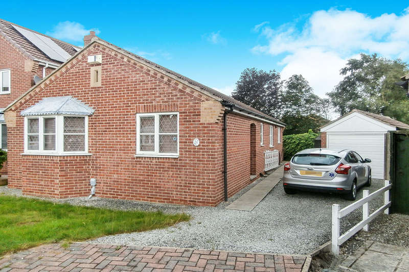 3 Bedrooms Detached Bungalow for sale in Wyntryngham Close, Hedon, HU12