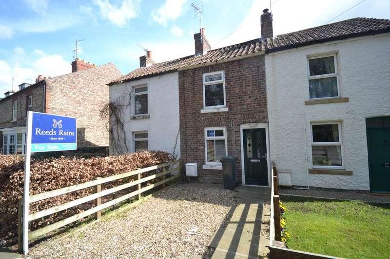 2 Bedrooms Terraced House for sale in Scarborough Road, Norton, Malton, YO17
