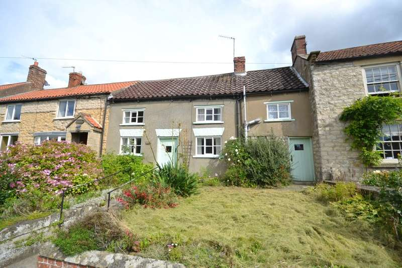 2 Bedrooms Terraced House for sale in Main Street, Wombleton, York, YO62