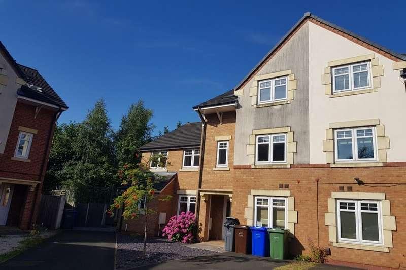 4 Bedrooms Terraced House for sale in Cedarwood Close, Manchester, M22