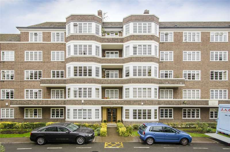 4 Bedrooms Flat for sale in Exeter House, Putney Heath, London, SW15