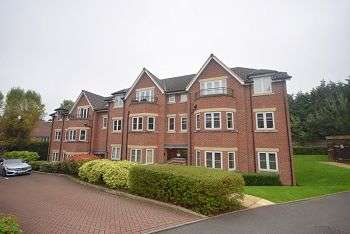 2 Bedrooms Apartment Flat for sale in Ashford House, Allestree, DE22 1JZ