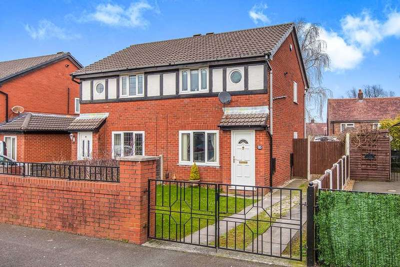 2 Bedrooms Semi Detached House for sale in Ribbleton Hall Drive, Ribbleton, Preston, PR2