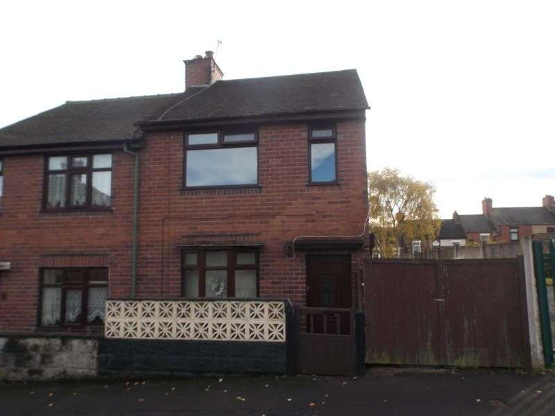 2 Bedrooms Property for sale in Bold Street, Stoke-On-Trent, ST1