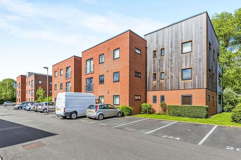 2 Bedrooms Flat for sale in Hartley Court, Stoke-On-Trent, ST4