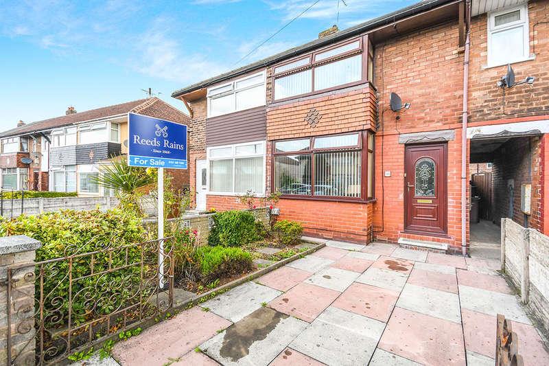 2 Bedrooms Semi Detached House for sale in Sandhurst Road, Rainhill, Prescot, L35