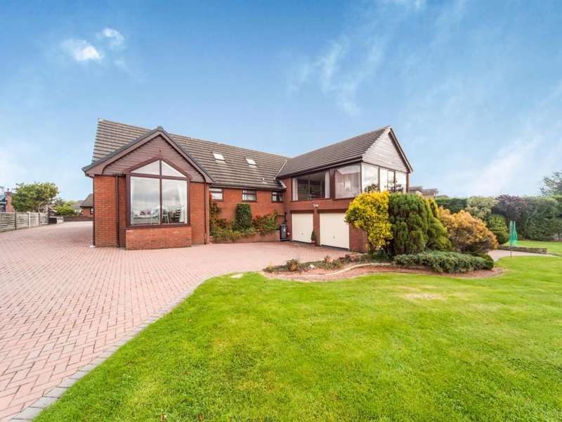 6 Bedrooms Detached Bungalow for sale in Church Road, Tarleton, Preston, PR4