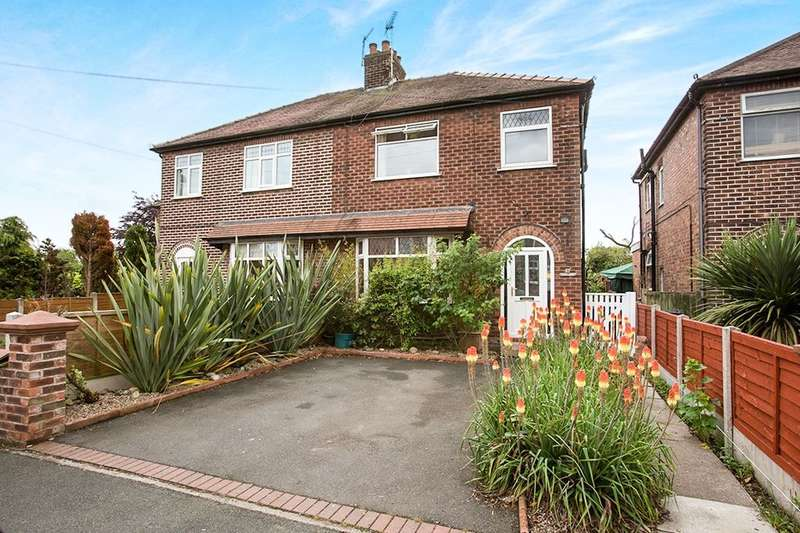 5 Bedrooms Semi Detached House for sale in Church Road, Barnton, Northwich, CW8