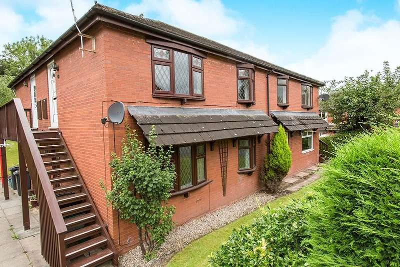 1 Bedroom Flat for sale in Fernleigh, Northwich, CW8