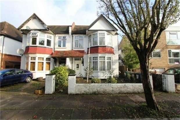 5 Bedrooms Semi Detached House for sale in Langley Park, Mill Hill, NW7, London