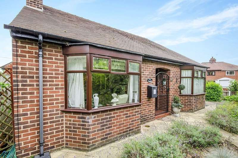 3 Bedrooms Detached Bungalow for sale in Willow Lane, Featherstone, Pontefract, WF7