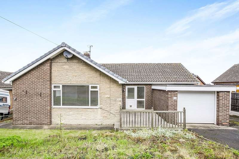 2 Bedrooms Detached Bungalow for sale in The Croft, Badsworth, Pontefract, WF9