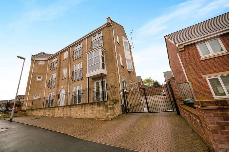 1 Bedroom Flat for sale in Ashby Gardens, Hyde, SK14