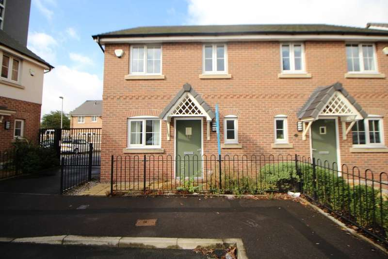 3 Bedrooms Semi Detached House for sale in Butterton Drive, Manchester, M18