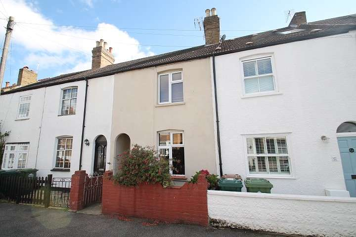 3 Bedrooms Terraced House for sale in Chestnut Grove, Staines-Upon-Thames, TW18