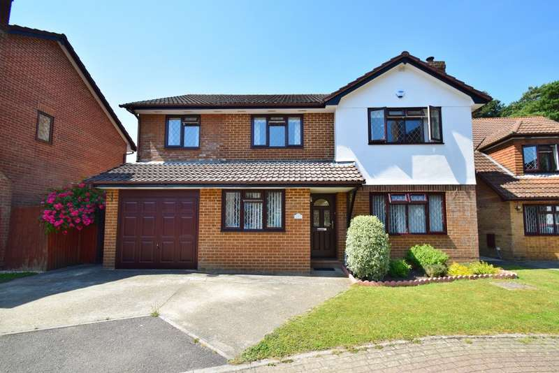 6 Bedrooms Detached House for sale in Sandford
