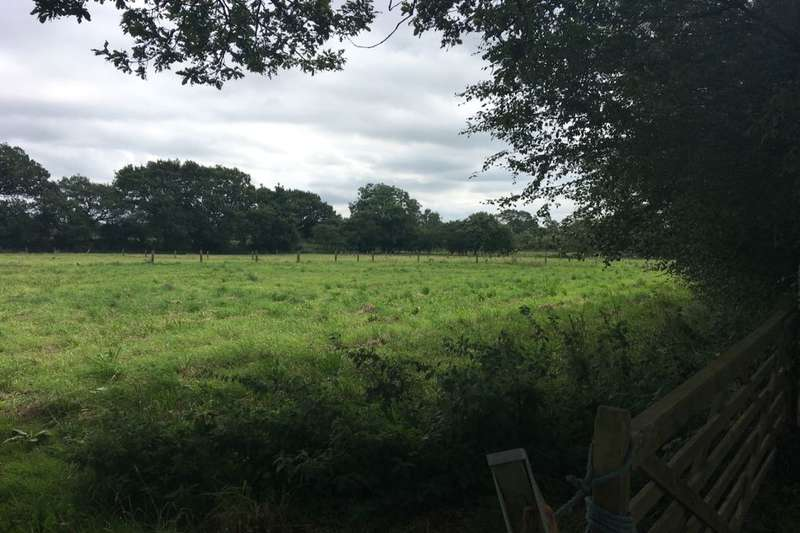 Land Commercial for sale in Nook Lane, Bronington, Whitchurch, SY13