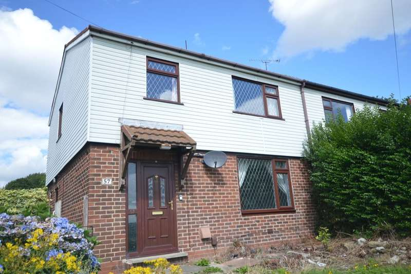 3 Bedrooms Semi Detached House for sale in Barden Road, Wakefield, WF1