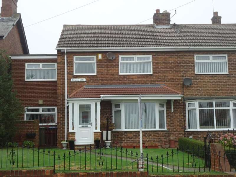 4 Bedrooms Semi Detached House for sale in Seaton Lane, Seaton, Seaham, SR7