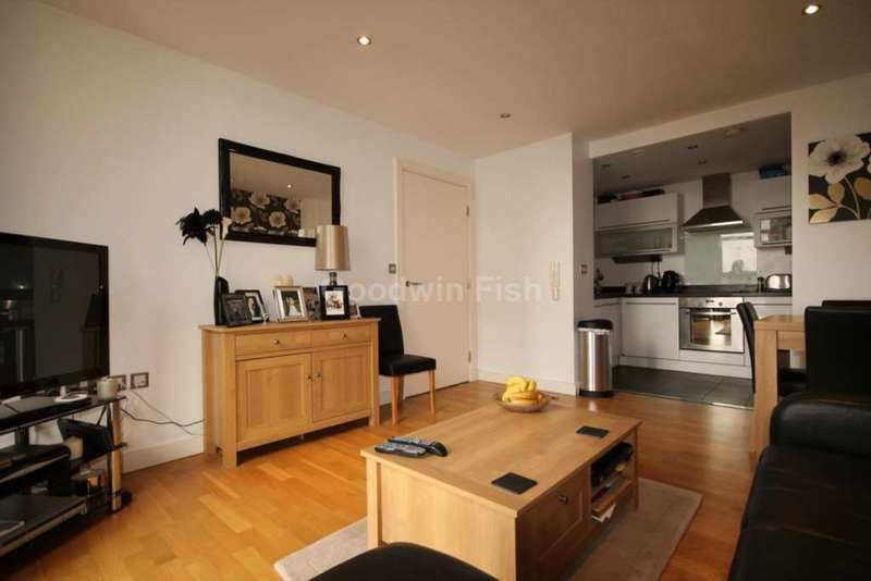 2 Bedrooms Apartment Flat for sale in Hill Quays, Jordan Street, Southern Gateway