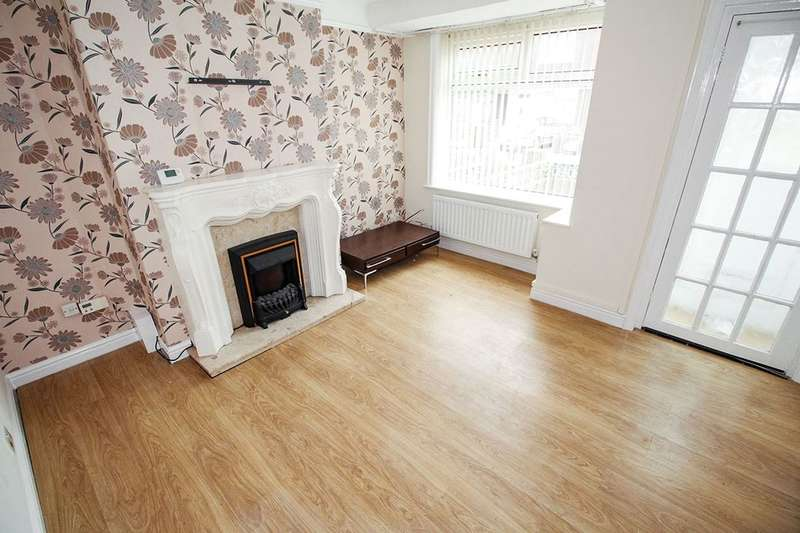 2 Bedrooms Terraced House for rent in Litherland Crescent, St. Helens, WA11