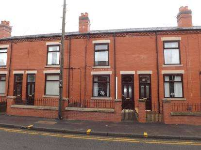 3 Bedrooms Terraced House for sale in Warrington Road, Abram, Wigan, Greater Manchester