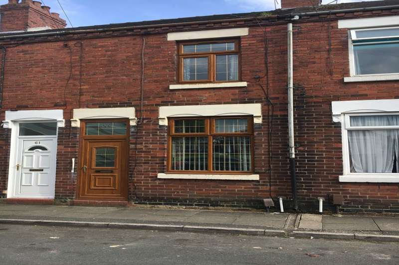 3 Bedrooms Terraced House for sale in Thomas Street, Packmoor, Stoke-On-Trent, ST7